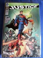 DC NEW 52 Justice League 3 ULTRA VARIANT rara RW LION Batman Superman come nuovo