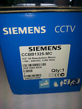 CCTV CCBB1325-MC SIEMENS HIGH RESOLUTION