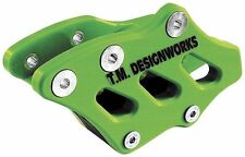 T.M. Designworks - RCG-KX3-GR - Factory Edition 2 Rear Chain Guide, Green