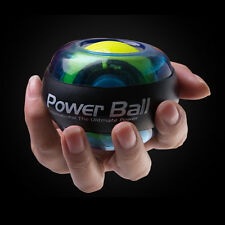 Gyroscope Power Force Ball LED Gyro Wrist Ball Great Gift for Fitness Arm Muscle