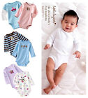 5PC Wholesale Baby Boys Girl Bodysuit Romper Outfit Clothes Jumpsuit 0-18M 24M