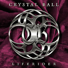 CRYSTAL BALL Liferider Digipak-CD ( 205893 )