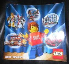 Catalogo LEGO ITA Luglio Dicembre 2011 - Italian Catalog July December