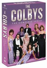 THE COLBYS: THE COMPLETE SERIES (12 disc set) - DVD - Region 1 Sealed