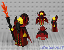 LEGO Series 13 - Evil Wizard 71008 Minifigure Warlock Sorcerer Collectible CMF