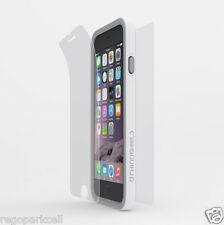 Rhinoshield Crash Guard Bumper Combo w/Front Screen Protector iPhone6 Plus White