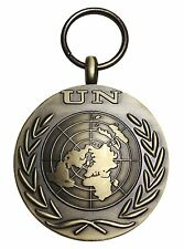 UN UNITED NATIONS Medal - FULL SIZE - UK British Made Repro Service Award