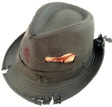 EDS Costumes Bloody Fedora Zombie Hat Halloween Costume Scary Zombies Accessorie