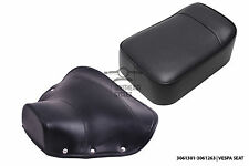 Driver solo seat cover and buddy seat vespa VLA VLB VGL VNC VBC MANY COLORS LOOK