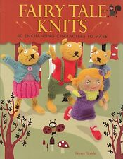 FAIRY TALE KNITS 20 ENCHANTING CHARACTERS TO MAKE KNITTING PATTERN BOOK RAPUNZEL
