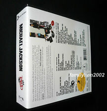 Deluxe 3-CD+DVD Box Set SEALED! Michael Jackson Bad 25th Anniversary Edition
