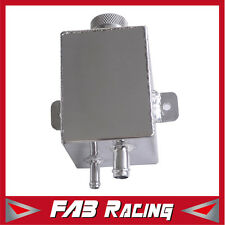 Universal Aluminum Coolant Expansion Recovery Overflow Tank