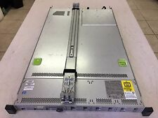 Cisco UCS C220 M3 2 x Intel Xeon E5-2640 @2.40Ghz Hex Core 96GB MEM 4-Port NIC