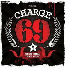 "CHARGE 69 MUCH MORE THAN MUSIC VOLUME 1 RECORD + CD 12"" LP VINYLE NEUF NEW VINYL"