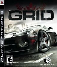 GRID - Playstation 3 Game