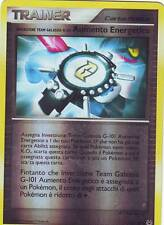 TRAINER - CARTA ABILITA' - AUMENTO ENERGETICO - 116/127 - POKEMON - ITALIANO  NM