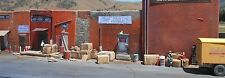 """Downtown Deco HO Scale New Giant 30"""" Alleyway Flat Craftsman Hydrocal Fine"""