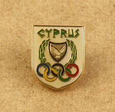 Cyprus National Olympic Committee Official Pin