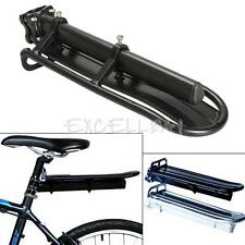 New Mountain Cycling Extendable Bike Bicycle Rear Carrier Rack Seat Post Black