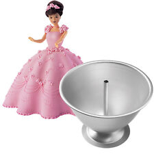 Wilton wonder moule de moule pan tin set poupée princesse barbie décoration gâteau