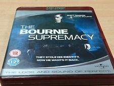 * HD DVD Film * THE BOURNE SUPREMACY * HIGH DEF Movie *