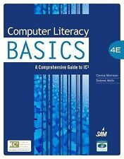 Computer Literacy BASICS by Morrison, Connie; Wells, Dolores