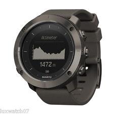Suunto Traverse Graphite GPS Watch SS022226000---New in Box--