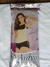 Ardyss Body Magic, Slim Shaper Corsette with Straps, Waist Cincher, sz 44 beige