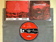 DEVASTATOR - THE END 2005 1PR NEW! ABSU AURA NOIR ZEMIAL NIFELHEIM CELTIC FROST