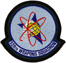 USAF 328th WEAPONS SQUADRON PATCH