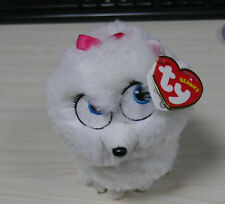 Soft Toy Secret Life Of Pets Gidget Ty Beanie Babies Baby Beanies Plush 6 inch