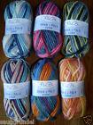 Filzwolle Strickwolle Sockenwolle Wolle Filzen Basteln von Gründl 6 neue Farben