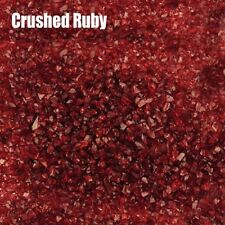 2 pounds Ruby Red Crushed Glass Chips Vase Filler #U-U8917R - CLEARANCE
