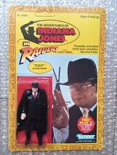 TOY KENNER INDIANA JONES TOHT CARDED NEAR MINT +