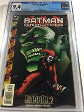 Detective Comics # 737 - CGC 9.4 - Early Harley Quinn