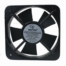 20060B AC 220-240V 0.45A 200 x 200mm Metal Housing Industrial Axial Cooling Fan