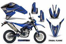 AMR Racing Yamaha Graphic Kit Bike Decal WR250 R/X Decal MX Parts 07-15 TRIBAL K