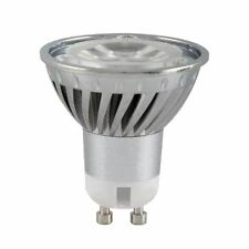 Lume-Tex GU10 3 x 1w high power LED Bulb Warm White x12