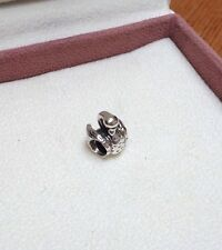 "Genuine Pandora "" The Swan Ugly Duckling HCA Charm "" Retired Very Rare #790319"
