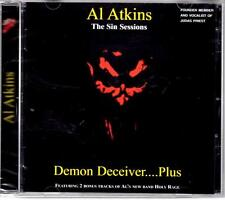 AL ATKINS ' DEMON DECEIVER..PLUS' CD