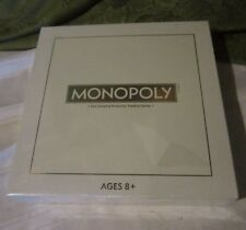 Monopoly Pearl Collector's Edition Board Game Hasbro Cat Token NEW 2013 Set