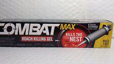 Combat Source Kill Max 100% original  ROACH KILLER  1 syringe 2.1 oz  NEW BOXES