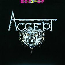 ACCEPT - Best of / BRAIN RECORDS CD (811 994-2) MADE IN WEST GERMANY