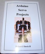 Arduino Servo Projects - build 9, 13, 17 DOF Humanoid dog dino robot with code