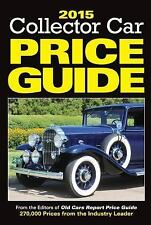 Collector Car Price Guide: 2015 Collecter Car Price Guide 2015 by Old Cars...