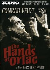 Hands of Orlac (2008, REGION 0 DVD New)