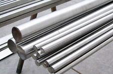 Barra tonda diam. 5mm acciaio inox AISI 304 Trafilato lunghezza 3 MT tornio/cnc