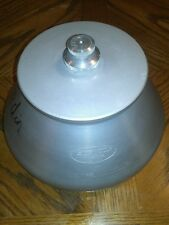 Sorvall SS-34 Centrifuge Rotor 8 Place Fixed Angle w Lid