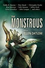 The Monstrous by Peter Straub (2015, Paperback)
