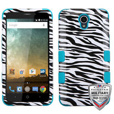 Shockproof Case for ZTE Prestige Avid Plus Maven 2 Sonata 3 Z831 Avid Trio Z833